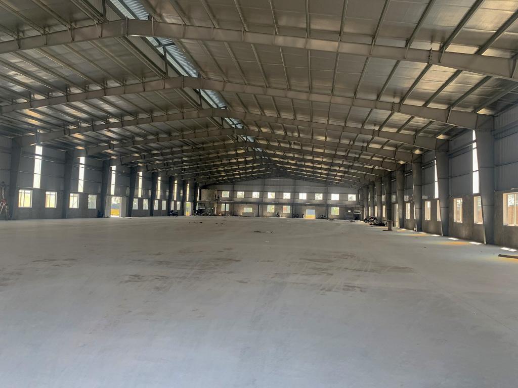 Cho thuê 3 nhà xưởng 1600m2, 2000m2, 3200m2 huyện Đức Hòa tỉnh Long An
