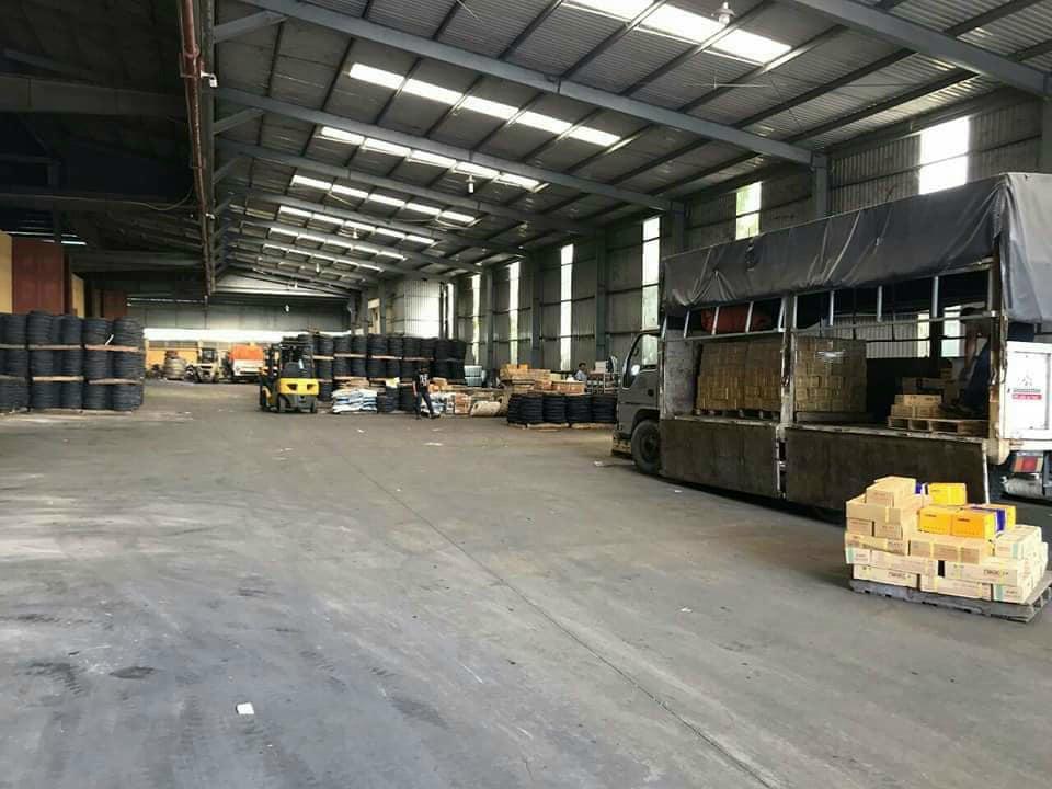 Cho thuê nhà xưởng 6.500 m2 An Dương Vương, Quận 8
