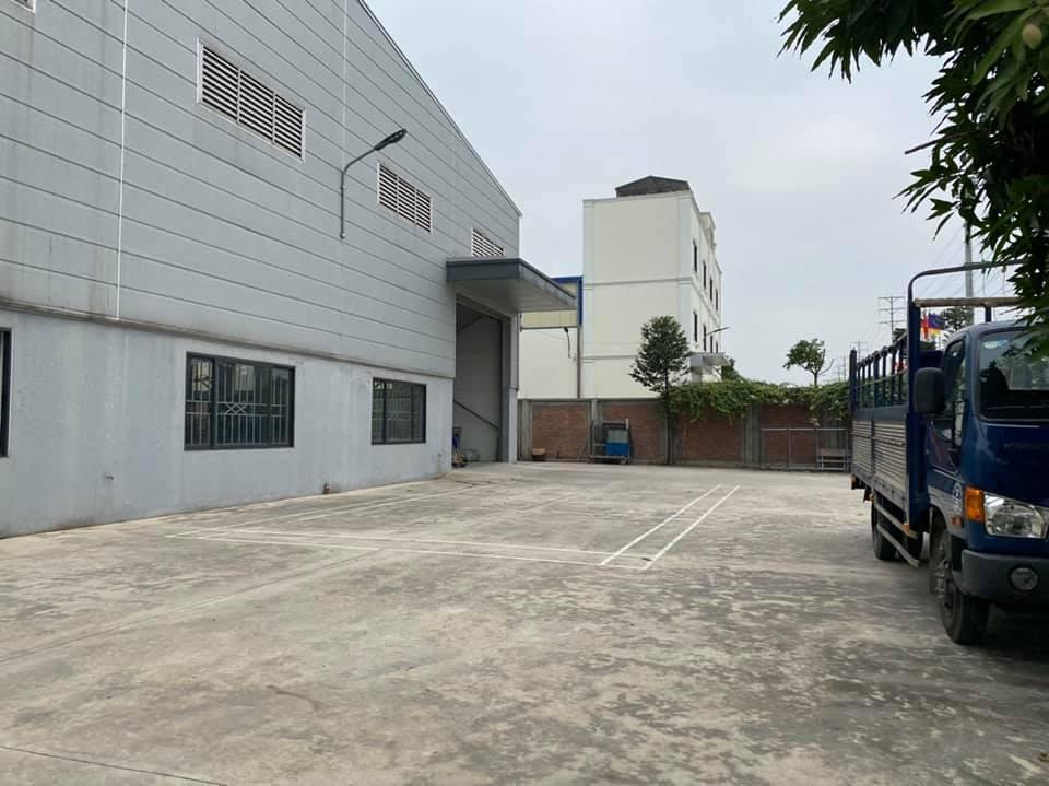 Cho thuê nhà xưởng 2000m2 trong KCN Tân Đô, Đức Hòa, Long An