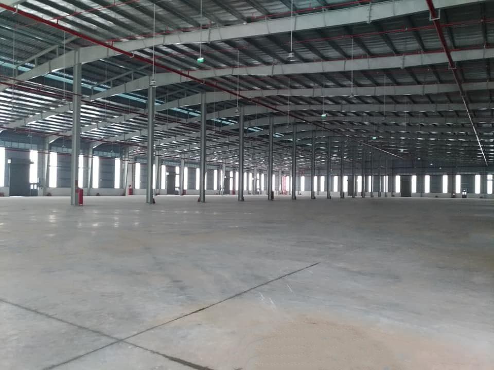 Cho thuê nhà xưởng 4000m2 Quận Bình Tân, Tp.HCM