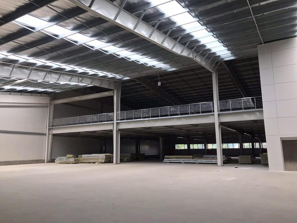 Cho thuê nhà xưởng 4200 m2, DT 830, Đức Hòa Hạ, Huyện Đức Hoà, Long An
