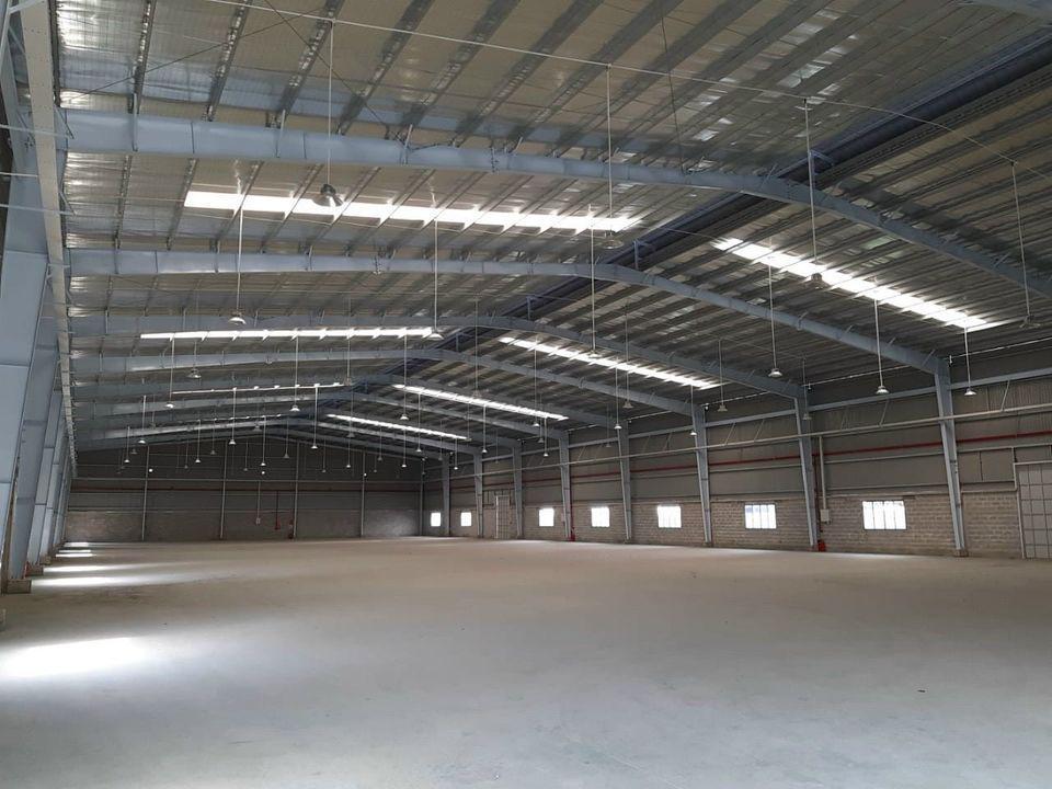 Cho thuê kho xưởng 1900m2 Tây Lân, Bình Tân,xưởng mới