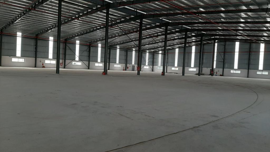 Cho thuê kho xưởng 5400m2 Trần Đại Nghĩa, Bình Chánh