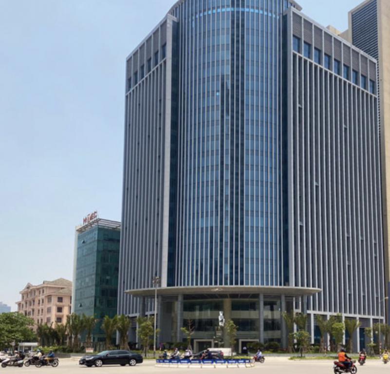 Tòa nhà Thai Nam Building cho thuê văn phòng đẹp quận Cầu Giấy
