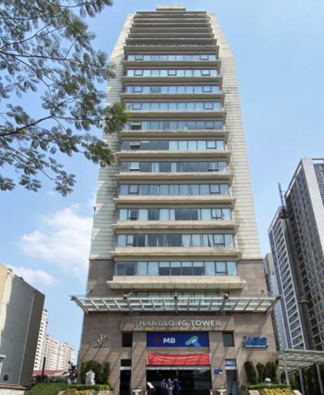 Cho thuê văn phòng tòa Thăng Long Tower 98A Ngụy Như Kon Tum
