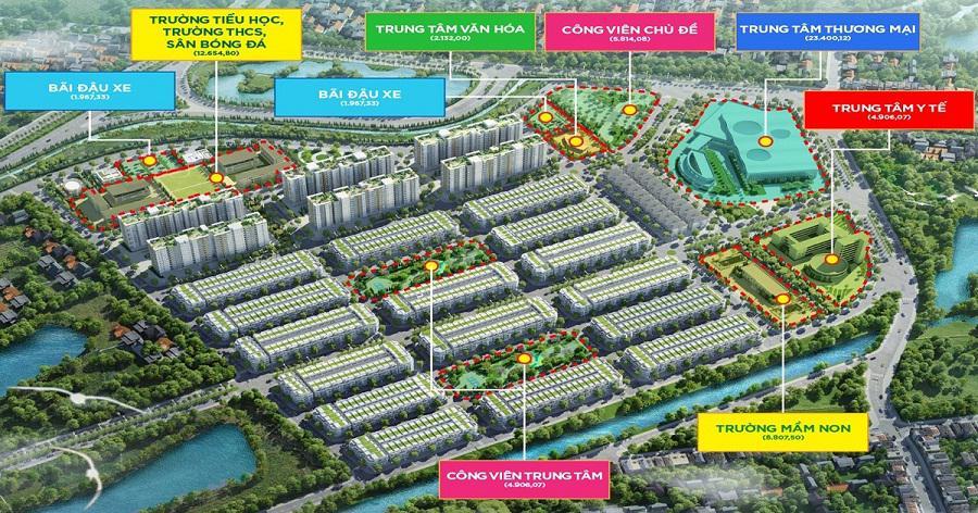 Mở bán Him Lam Green Park, Khu đô thị Kiểu Mẫu bắc ninh. đăng ký tham gia mở bán: