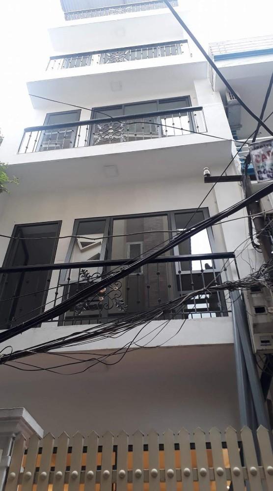 Bán nhà mặt phố Tương Mai Q Hai Bà trưng 50 m2 x 7 tầng thang máy , giá 8.3 tỷ.