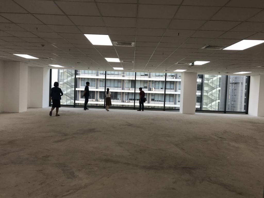 Cho thuê văn phòng mới tòa nhà HT 80 Duy Tân, Cầu Giấy LH 0943898681