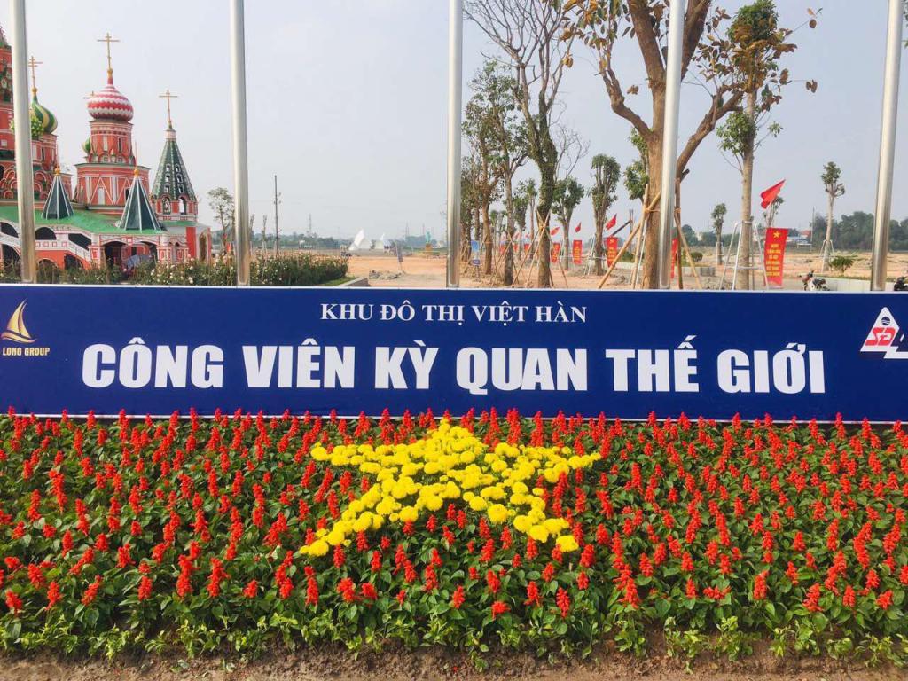 Đầu tư sinh lời tại dự án Việt Hàn