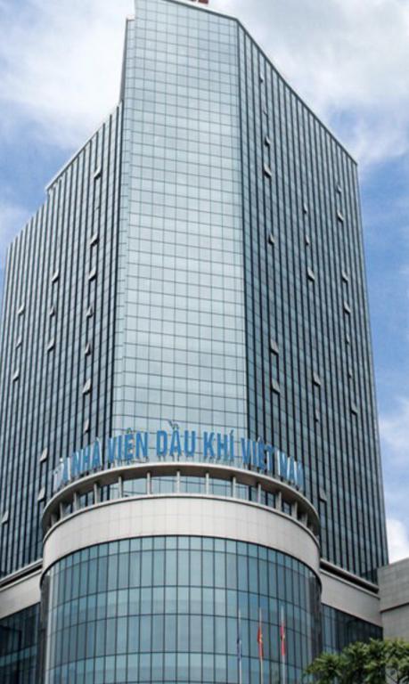 Cho thuê văn phòng hạng sang tòa nhà Viện Dầu Khí 173 Trung Kính, Cầu Giấy