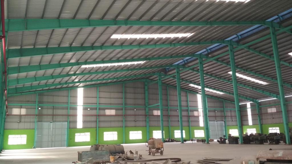 Cho thuê kho, xưởng 500m2 – 10.000m2 khu vực Bình Chánh