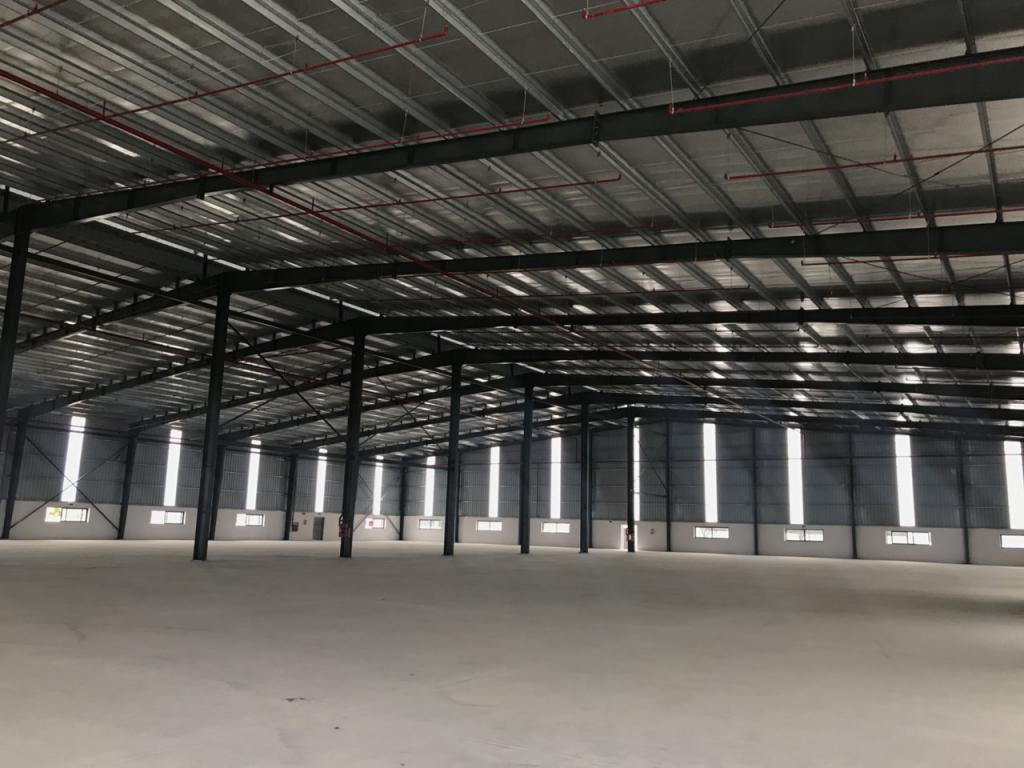 Cho thuê nhà xưởng độc lập có Văn phòng KCN Đình Trám, Bắc Giang 3440m2, giá hấp dẫn.