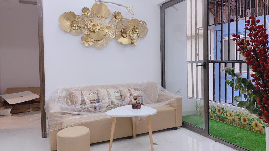 CĐT bán ccmn Trần Bình 1-2PN 580tr/căn oto đỗ cửa, full nội thất,có sổ hồng