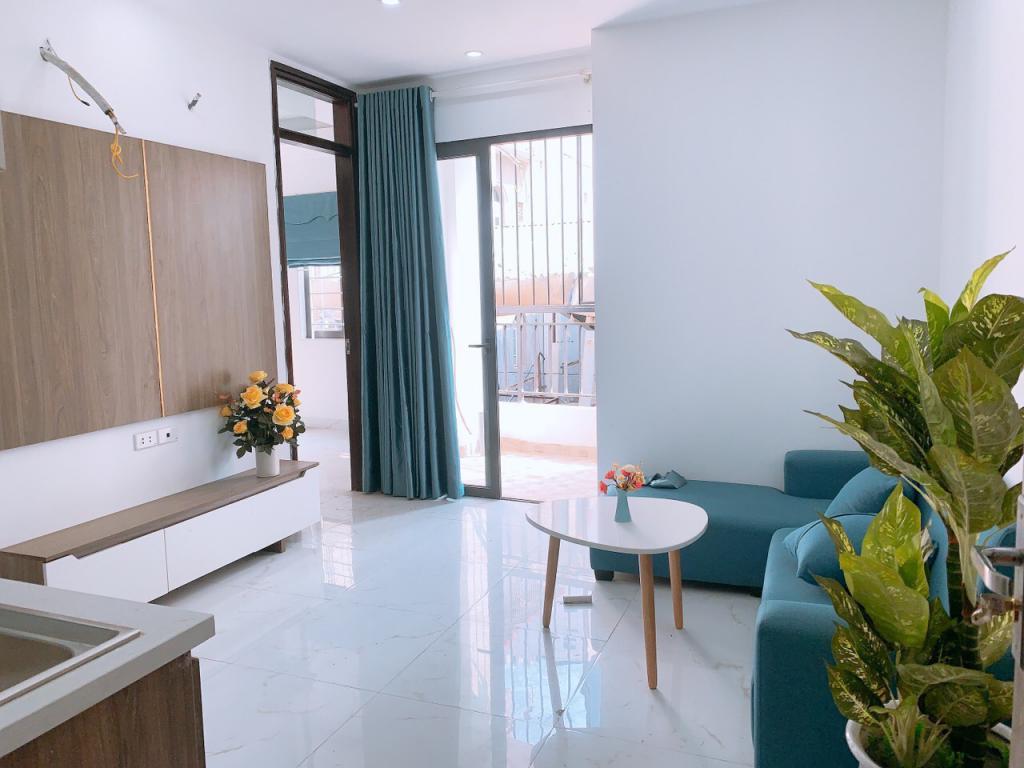 CĐT bán chung cư mini Kim Mã chỉ 700tr/căn 35-55m2 nội thất cao cấp, ngõ đẹp