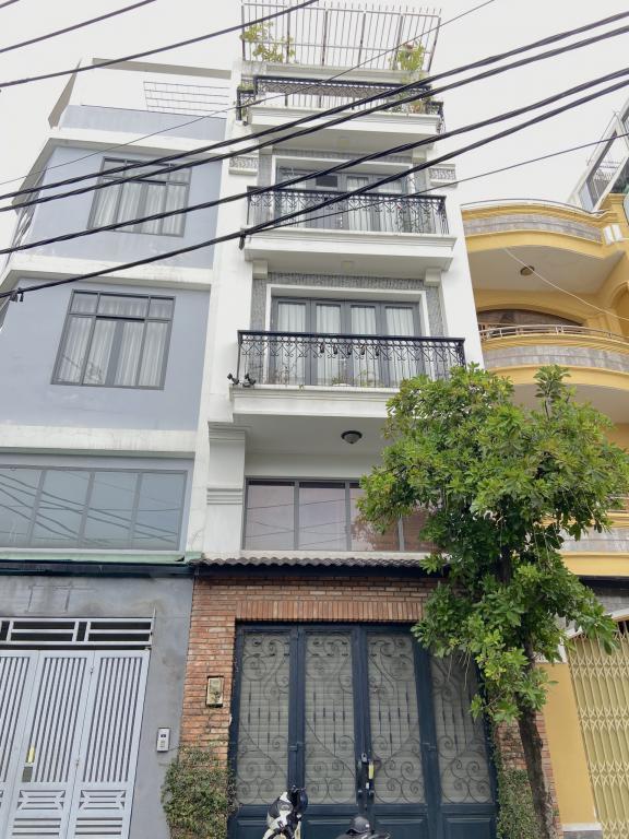 Nhà HXT Phan Văn Trị 4,5 x 13, T_4 lầu, Full Nội Thất cao cấp.
