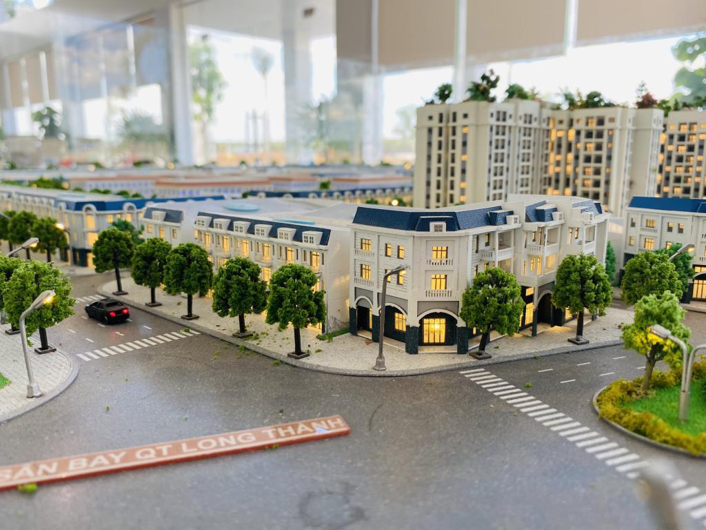 Bấn đất thành phố sân bay Long Thành