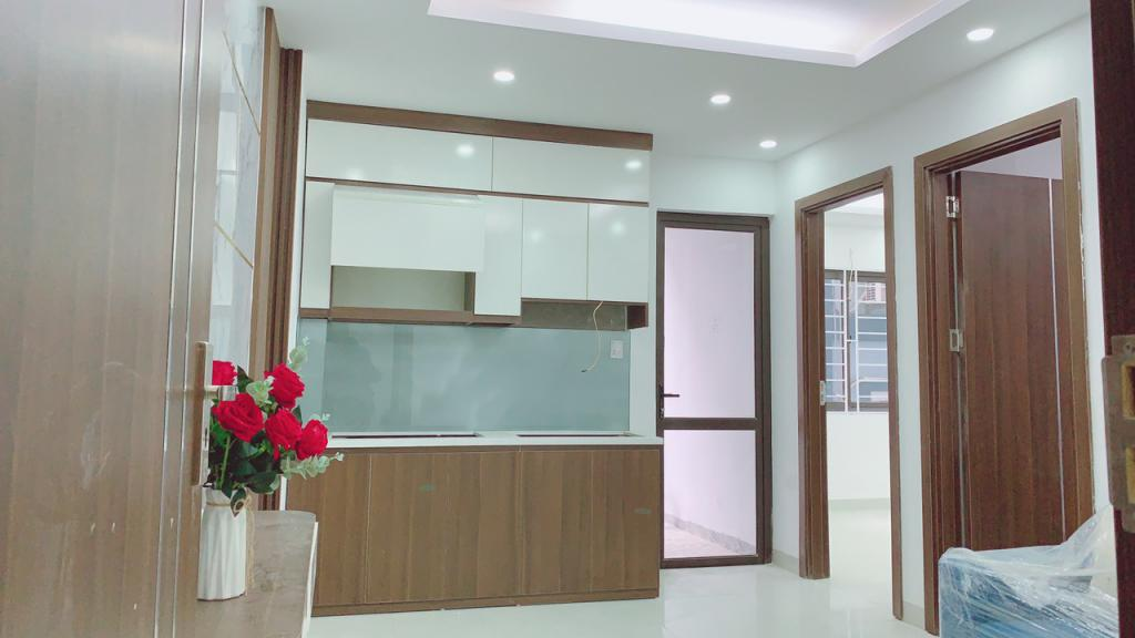 Chung cư mini Hồ Tùng Mậu, căn hộ giá rẻ quận Cầu Giấy, chỉ hơn 500tr