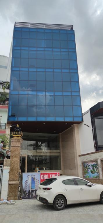 CẦN BÁN HOẶC CHO THUÊ TOÀ NHÀ mặt tiền đường Tây Hoà, Phước Long A quận 9