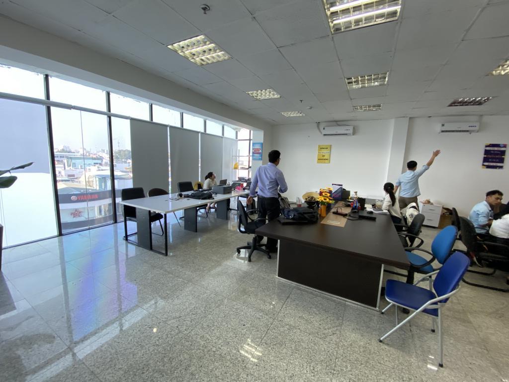 Cho thuê văn phòng đường Võ Văn Tần, Phường 5, Quận 3