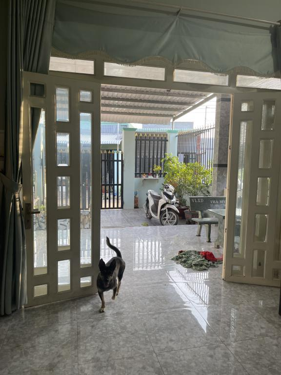 Chủ Cần bán gấp căn nhà cấp 4 mới cực đẹp & lô đất sát trg mầm non chỉ 590tr
