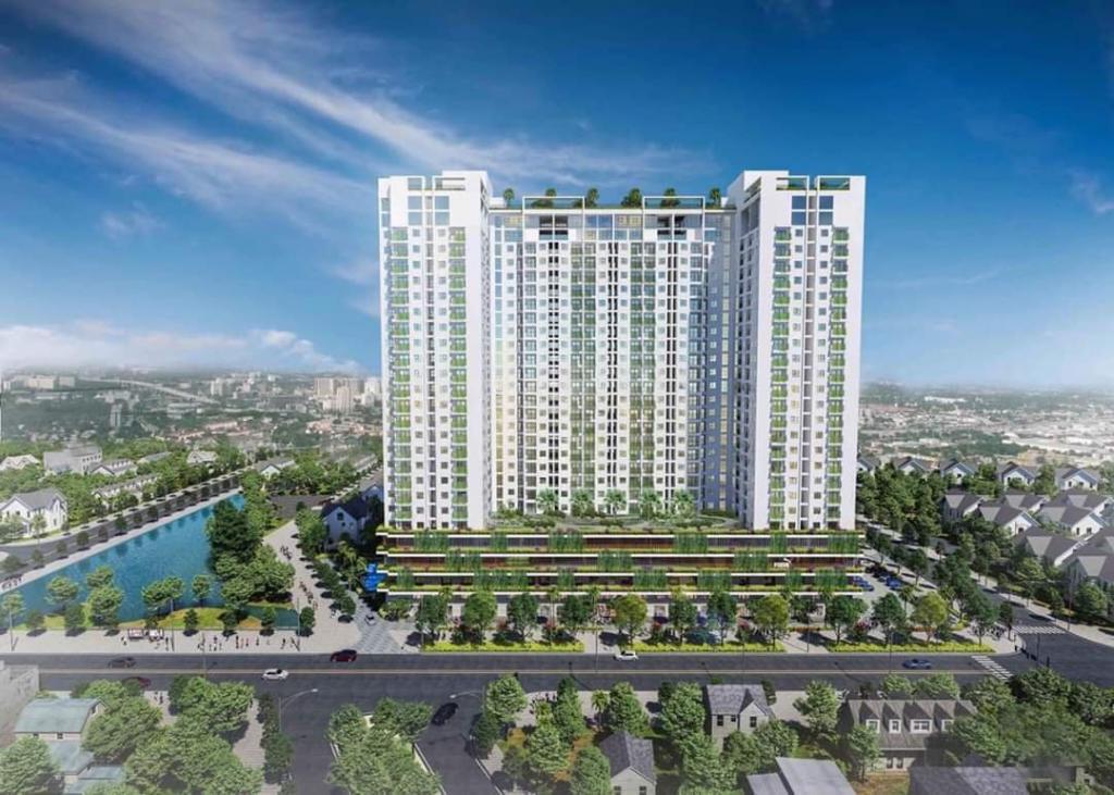 Bán căn hộ Ecolife Căn 3PN 78m2 Giá chỉ từ 21tr/m2
