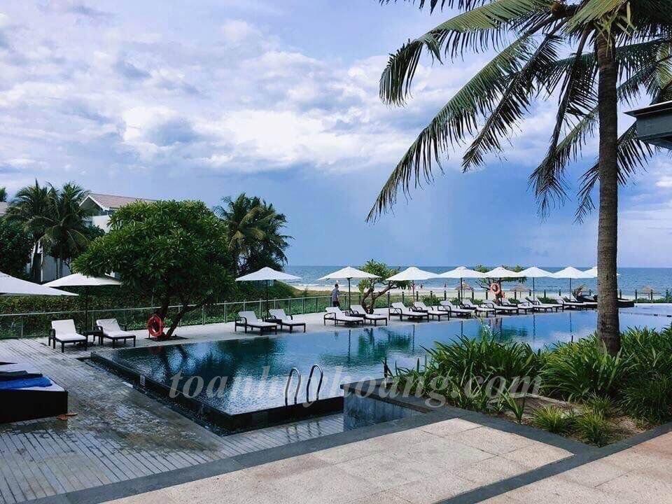 ID: V0379; Cho thuê biệt thự hồ bơi Ocean Villas 615m2, 3 phòng ngủ, full nội thất cao cấp