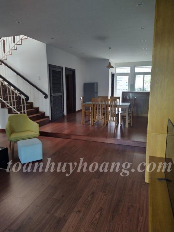 ID: V0121; Cho thuê biệt thự Phúc Lộc Viên 150m2, 4 phòng ngủ, full nội thất