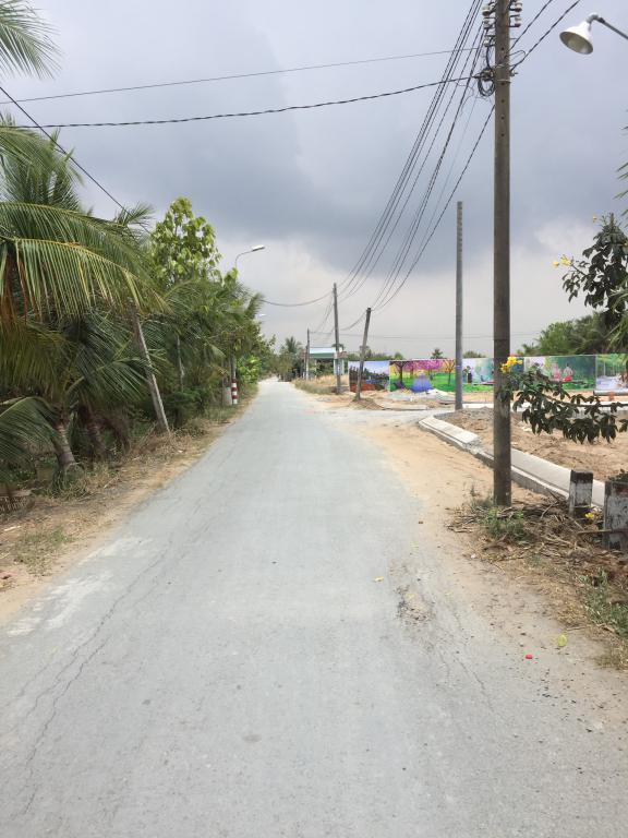 Đất đường Long Khuê – Phước Vân xẫ Long Khê Cần Đước Long An: 100m2- 858 triệu