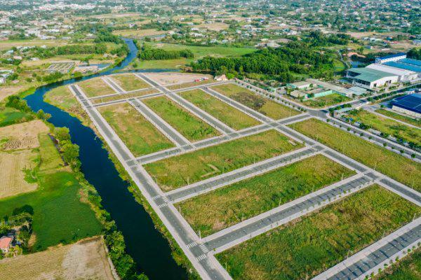 Bán đất trong KCN Cầu Tràm, liền kề chợ Bình Chánh, đường Đinh Đức Thiện, 80m2, 1,4 tỷ (TL)