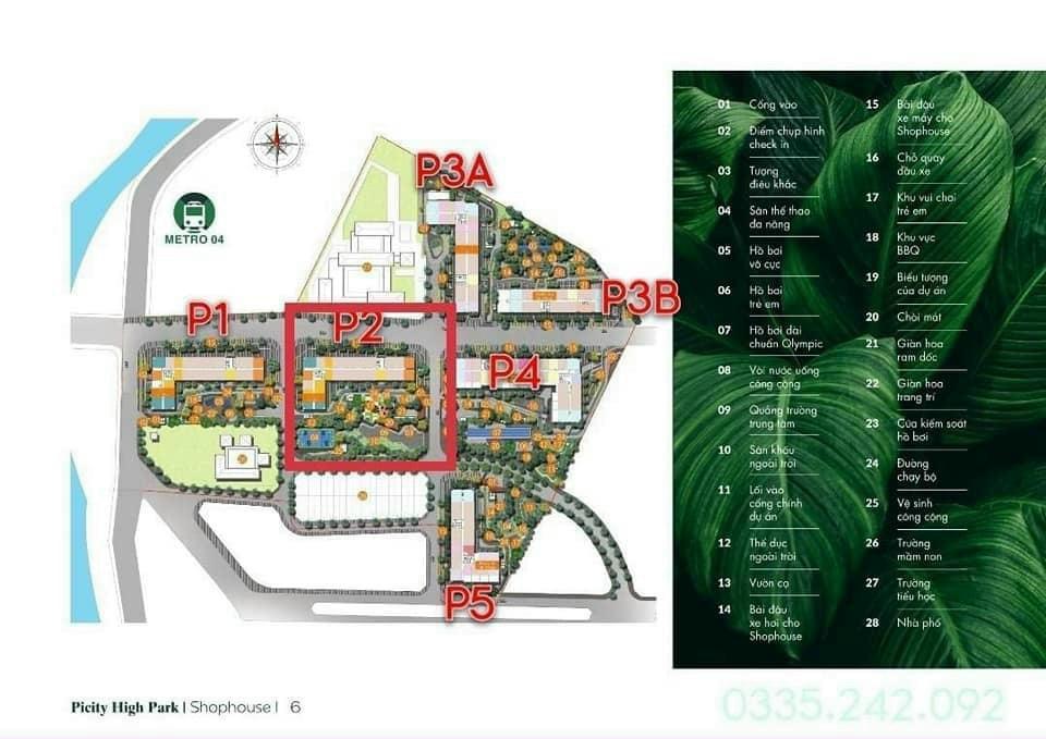 Tin vui cho Quý Khách Hàng đang chuẩn bị sở hữu căn hộ resort 5*- SmartHome chỉ có tại Park 2 – Picity High Park