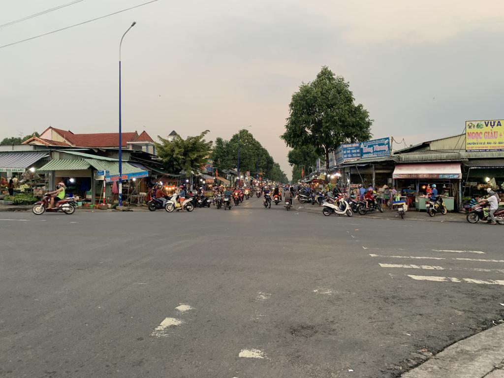 Đất đường DJ9 Mỹ Phước 3, dân đông giá 1,7 tỷ