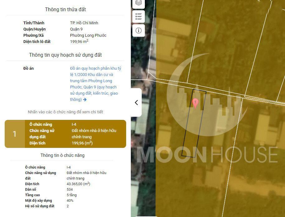 Chủ gửi bán đất nền quận 9, ,Dt : 181m2 , đường 3m, hướng bắc, giá 4tỷ9 ,