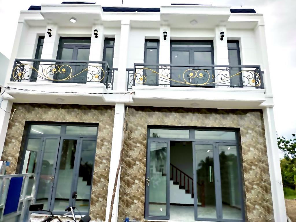 Mở bán 100 căn nhà phố ngay đường Hương lộ 11 Bình Chánh 1.1 tỷ căn full SHR