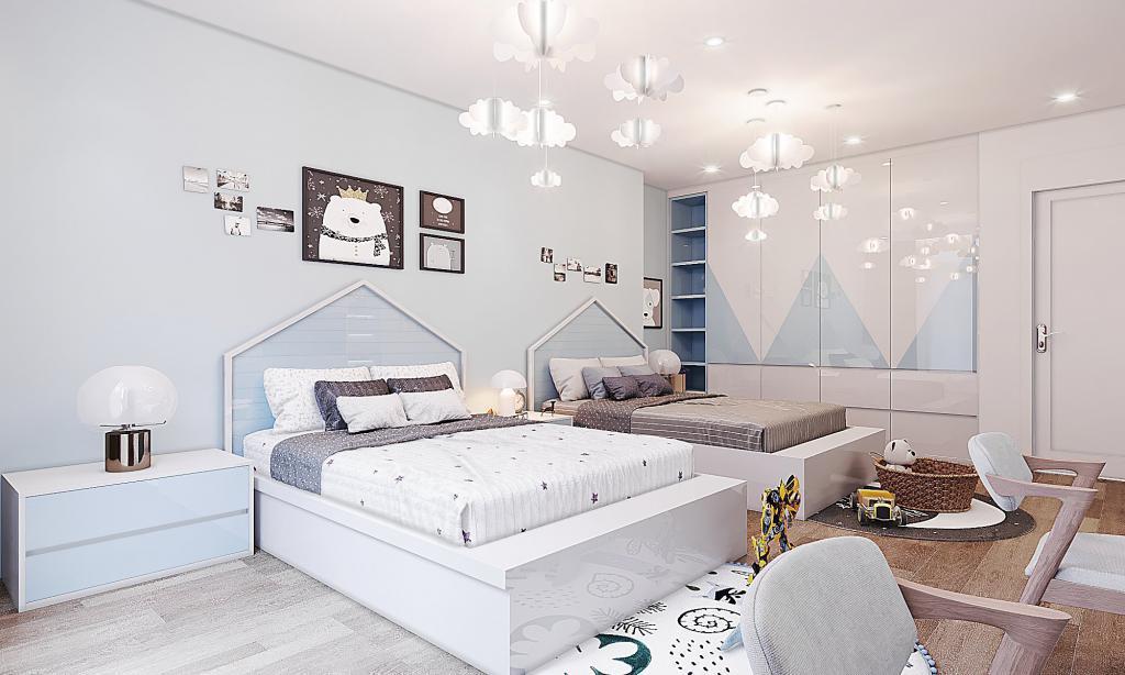 Chỉ với 2.49 tỷ sở hữu ngay căn hộ 75.78m2 tại Le Grand Jardin, KĐT Sài Đồng, Long Biên, Hà Nội