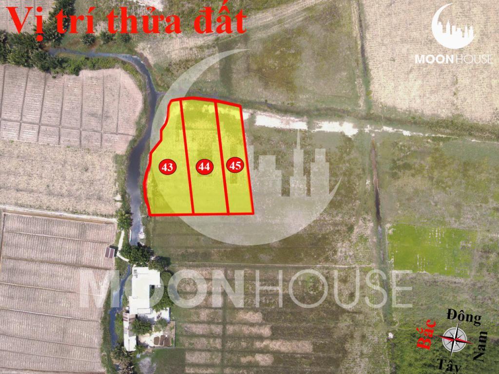 Bán đất dân , Xã Phước Khánh , Huyện Nhơn Trạch chính chủ , sổ riêng , đất trồng cây lâu năm, Dt :2124m2