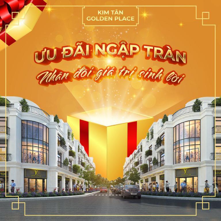 Cần Bán Nhà Dự án Shophouse Kim Tân Golden Place Lào Cai