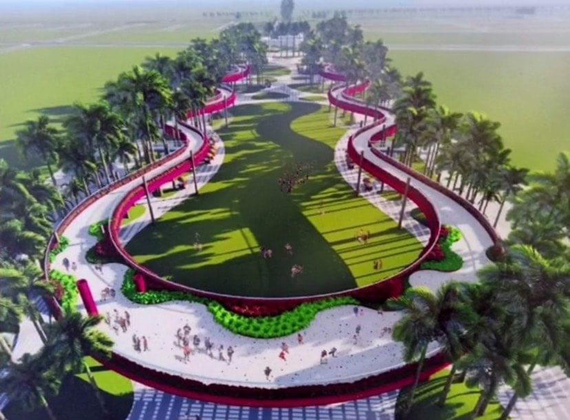 Bán Nhà Phố Biển The Song, Dự Án Thanh Long Bay