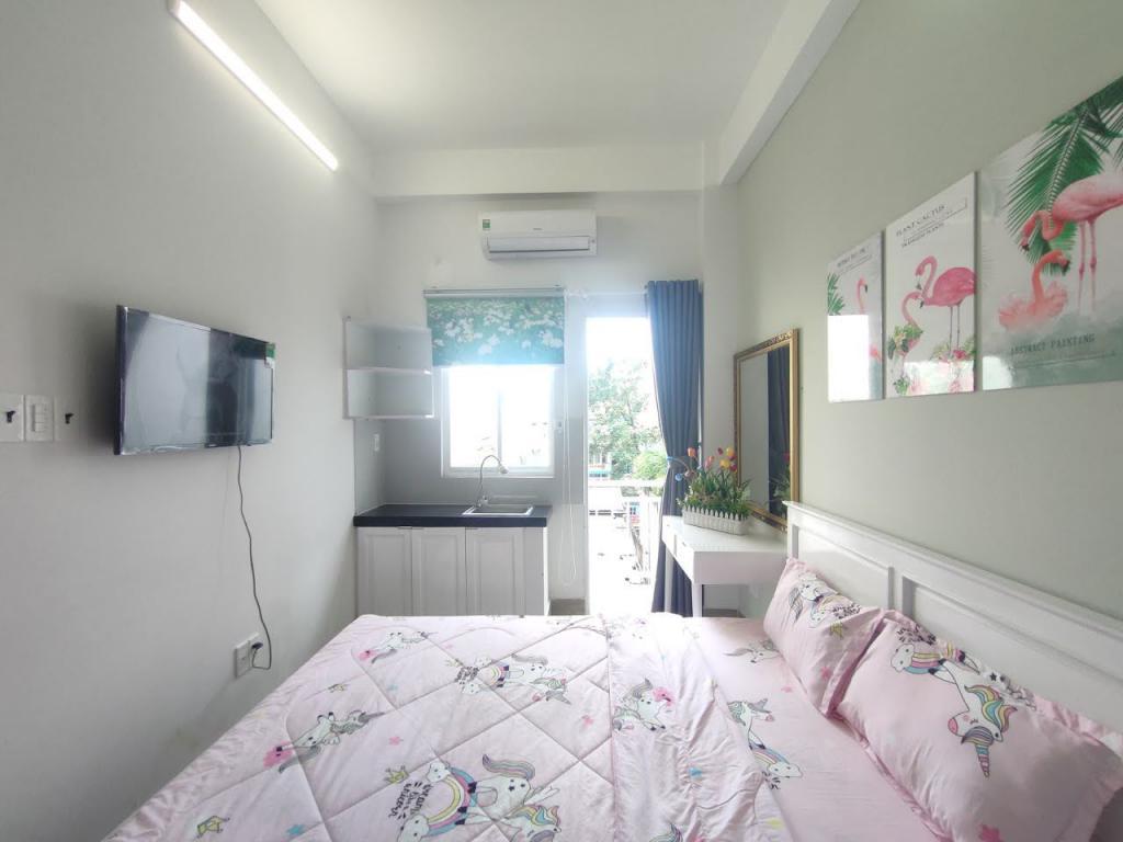 🍀🍀Căn Hộ Nhỏ Xinh Xắn Nguyễn Trãi Quận 5 20m2