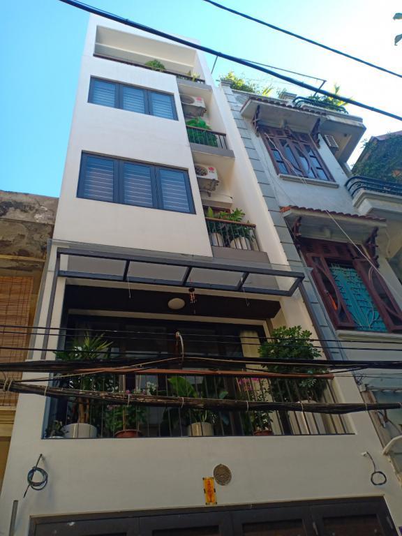 Bán nhà Kim Giang gara 7 chỗ 63m 5 tầng