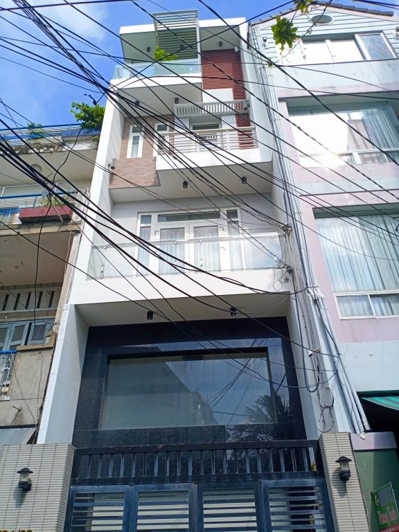 Bán nhà 5 tầng đường Trần Hưng Đạo, phường 2, quận 5, 15.5 tỷ