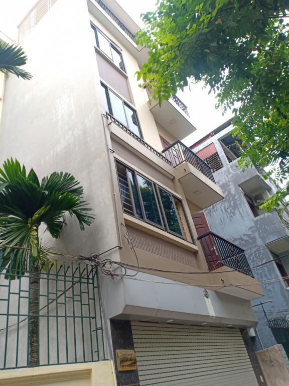 Bán nhà Kim Giang lô góc gara 45.6 m ở yên tĩnh