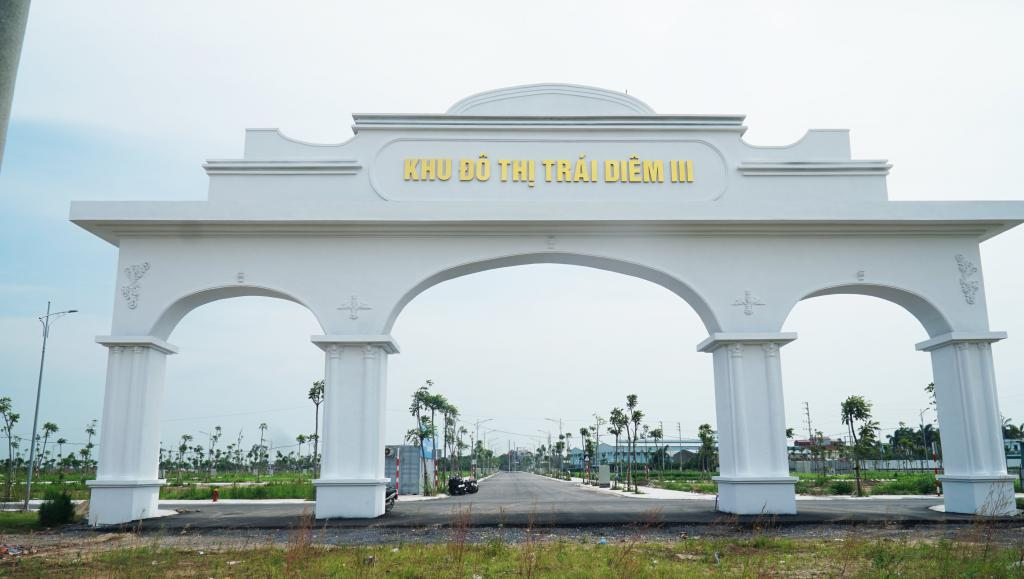 Bán đất nền KCN Tiền Hải, sổ đỏ từng lô