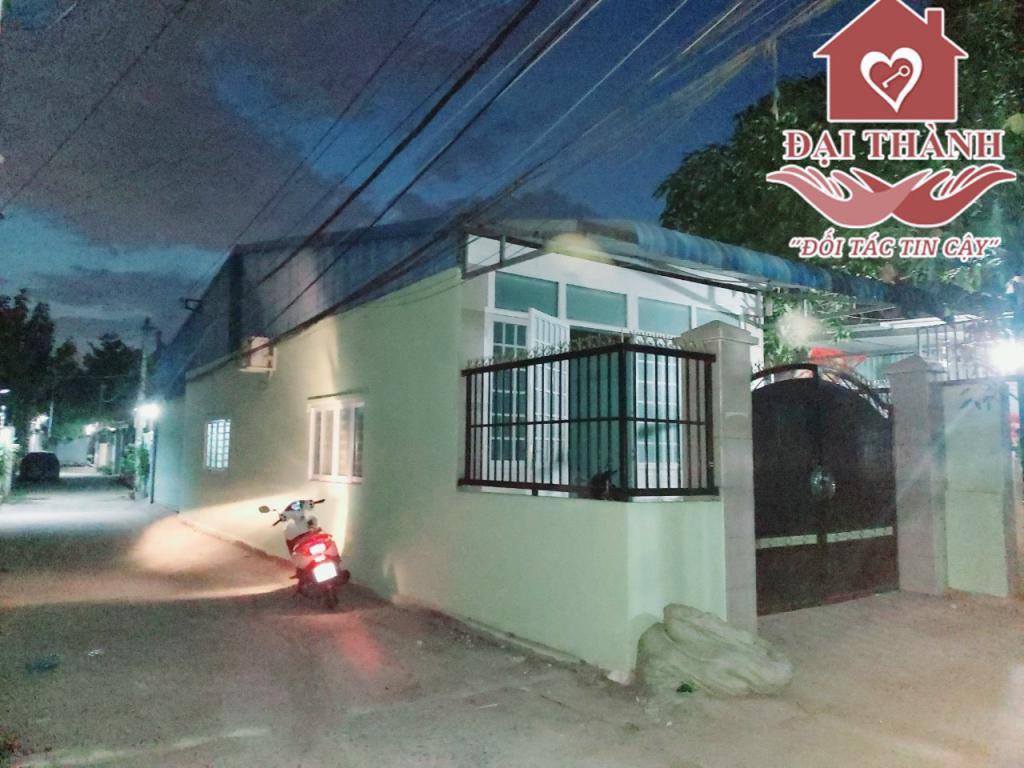 ☘Bán nhà 2 mặt tiền Tân Phong sổ riêng thổ cư gần BV Trung Ương 2