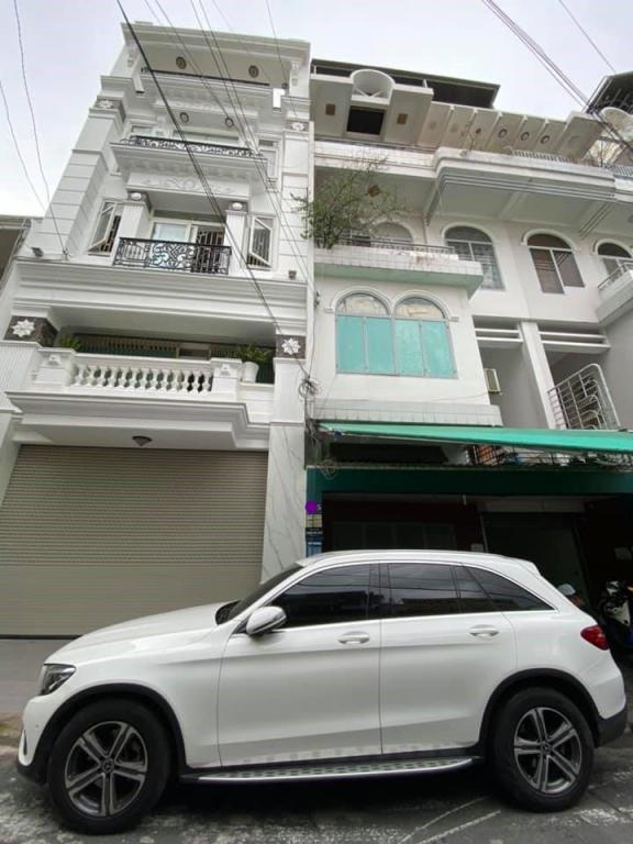 Bán nhà mặt tiền đường Bàu Cát 3 , phường 14, quận Tân Bình, 14 tỷ