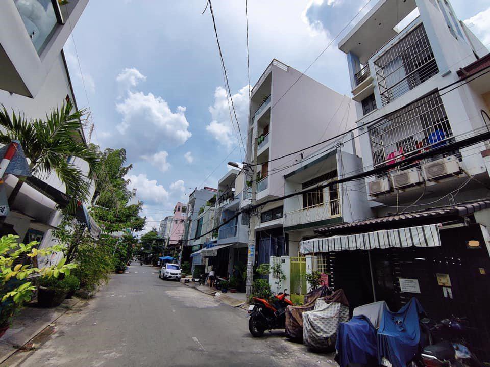Bán nhà mặt tiền đường Nguyễn Trường Tộ, phường Tân Thành, Tân Phú, giá 11 tỷ