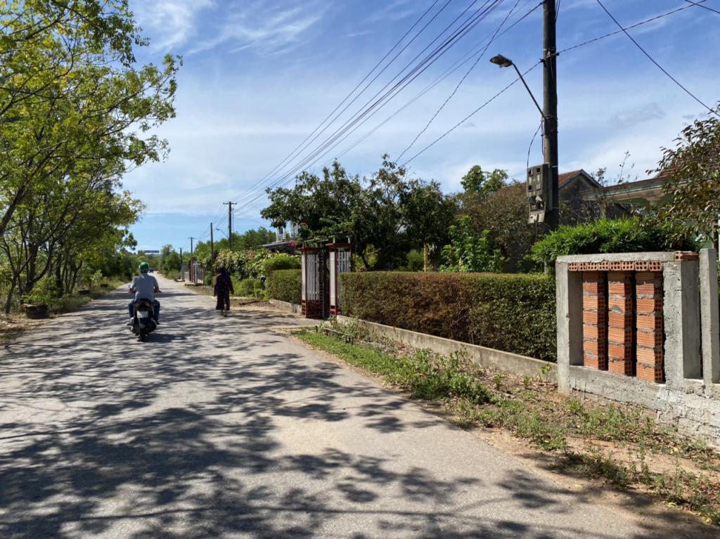 Nhà đất Quảng Trị-Mở bán 3 lô Mặt tiền đường nhựa Hải Lăng-6xx-7xx