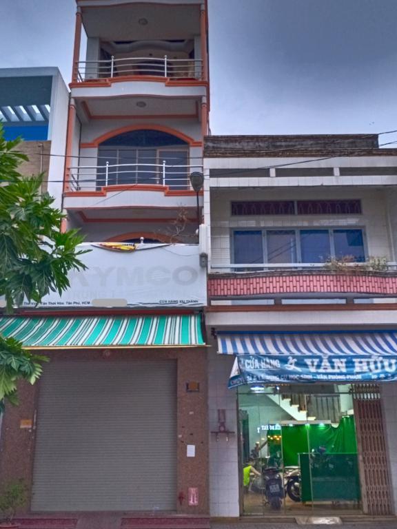 Bán nhà mặt tiền đường Lương Thế Vinh, quận Tân Phú, 10.2 tỷ