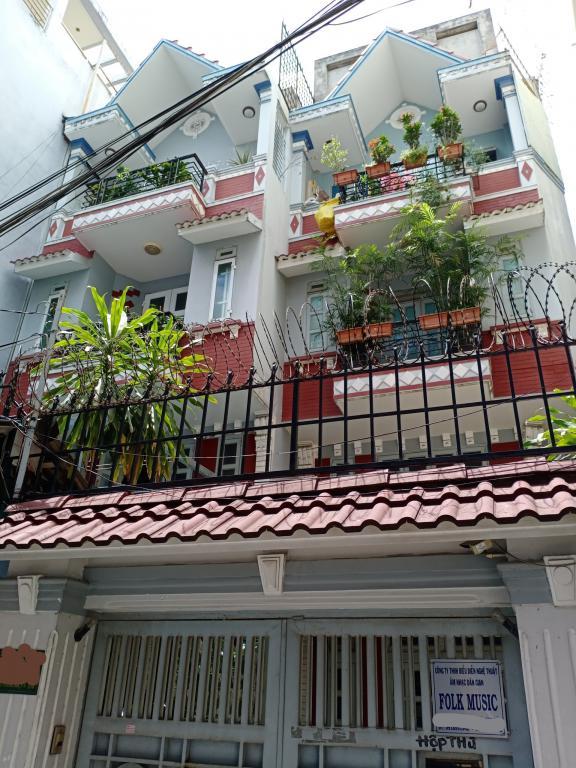Bán nhà đường Trường Sơn, phường 4, quận Tân Bình, 12 tỷ