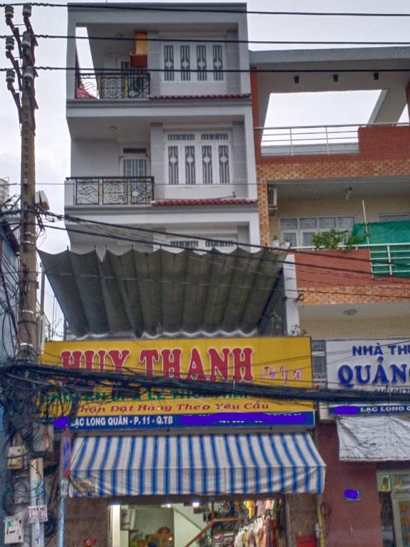 Bán nhà mặt tiền đường Lạc Long Quân, phường 11, Tân Bình, 22 tỷ