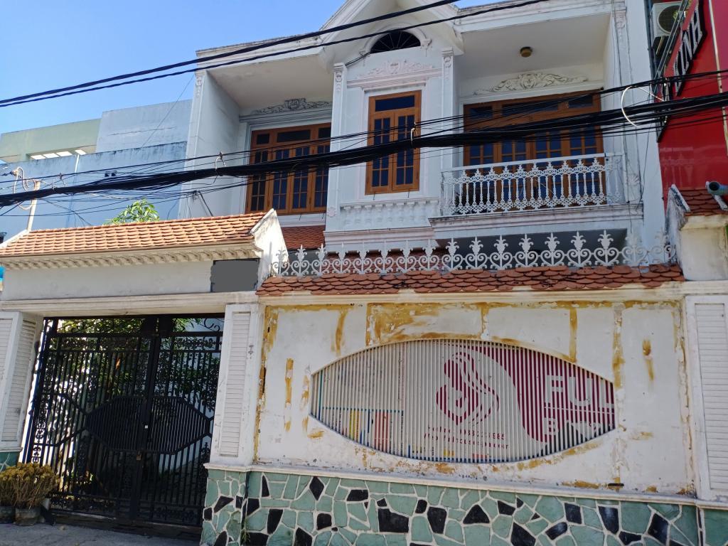 Bán nhà mặt tiền đường Trịnh Lỗi, phường Phú Thọ Hòa, Tân Phú, 21 tỷ